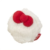 Hello Kitty - Hello Kitty Hello Kitty Fur Ball Dog Toy