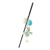 House of Paws - Let It Snow Polar Bear Cat Wand