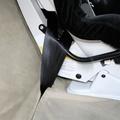 Wander Hammock Car Seat Cover - Khaki 6