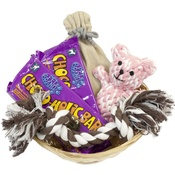 Pet Brands - Pet Brands Easter Hamper - Pink