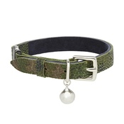 Cheshire & Wain - Ivor - Embossed Camouflage Cat Collar