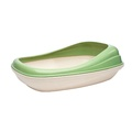 BecoTray Cat Litter Tray - Green