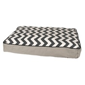 Pet Brands - Snoooz Comfort Mattress Bed - Chevron