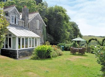 Tom's Cottage, Cornwall