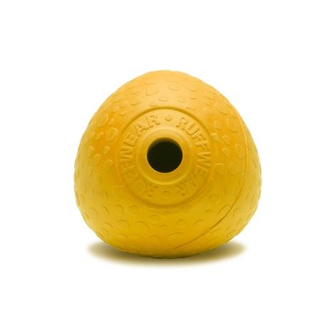 Huckama Dog Toy - Dandelion Yellow 4