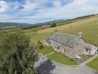 Mid Balchandy Cottage, Perth and Kinross, Pitlochry