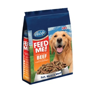 Moist Beef, Cheese & Veg Dog Food