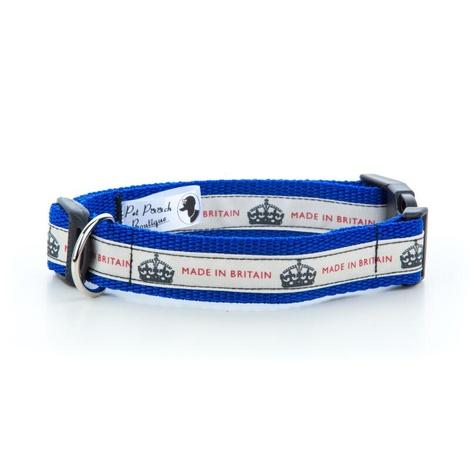 Made in Britain Dog Collar