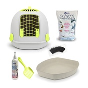 Igloo - The Igloo' for Cats Starter Kit – Sunrise Yellow