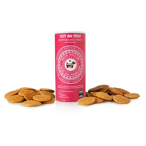 HOWND Got An Itch Hemp Wellness Treats 130g