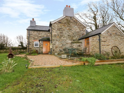 Hallgarden Farmhouse, Cornwall, Camelford