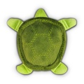 Green Sea Turtle Plush Squeaky Dog Toy 2