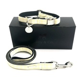 Percy & Co - Collar and Lead Set - Hampstead