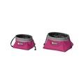 Ruffwear Quencher Cinch Top Bowl - Purple Dusk 3