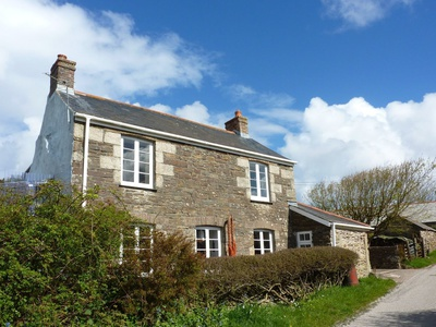 Splatt House, Cornwall, Mount Hawke