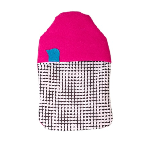 Hot Water Bottle - Pink 2