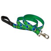 "Collarways - 3/4"" Width Tail Feathers Dog Lead"