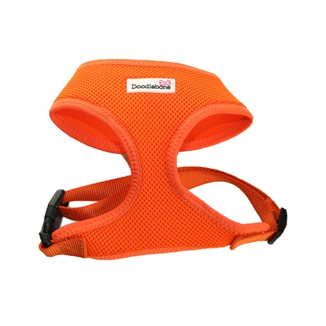 Airmesh Dog Harness – Orange