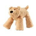 Big Paws Bear Squeaky Dog Toy