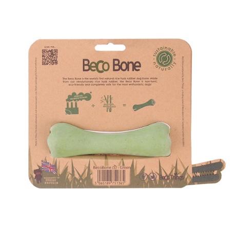 BecoBone Dog Toy - Green 5