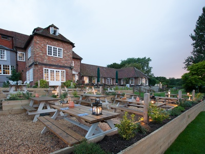 The Master Builder's Hotel, Hampshire