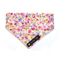Blossom Slip-on Dog Bandana