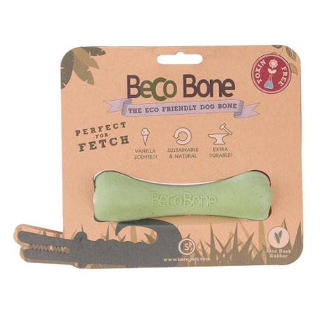 BecoBone Dog Toy - Green 6