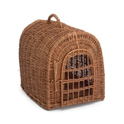 Prestige Wicker - Wicker Pet Carrier Basket