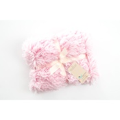In Vogue Pets - Shaggy Pet Blanket - Pink