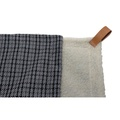 Dog Blanket - Fabric and sherpa wool - Henley 2