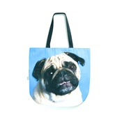 DekumDekum - Toto the Pug Dog Bag