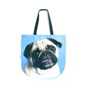 DekumDekum - Toto the Pug Dog Bag