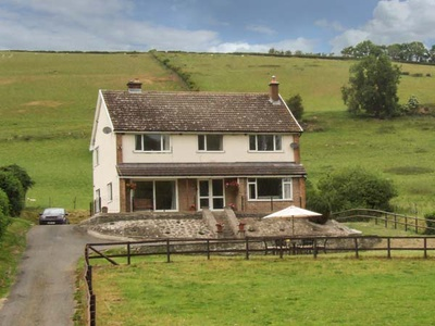 Cwmgilla Farm, Shropshire, Knighton