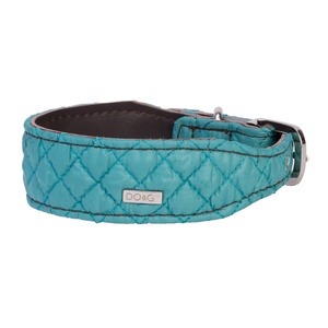 DO&G Silk Expressions Dog Collar - Green