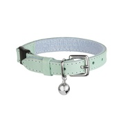 Cheshire & Wain - Mint Cat Collar - Green