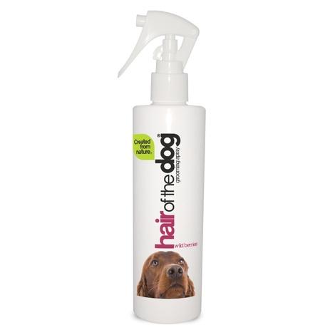 Hair of the Dog Grooming Spray – Wild Berries