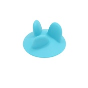 PetDreamHouse - FelliPet Pebble Slow-Feeder Insert for Bowl - Sky Blue