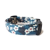 The Spotted Dog Company - Audrey Liberty Print Dog Collar