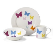 White Rabbit - Butterfly China Set