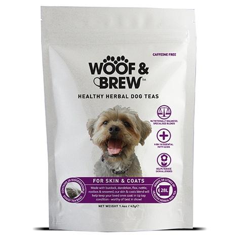 Woof & Brew Skin & Coats