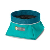 Ruffwear - Quencher Travel Bowl - Meltwater Teal