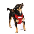 Airmesh Dog Harness – Red 4
