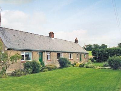 Lapwing Cottage, Northumberland