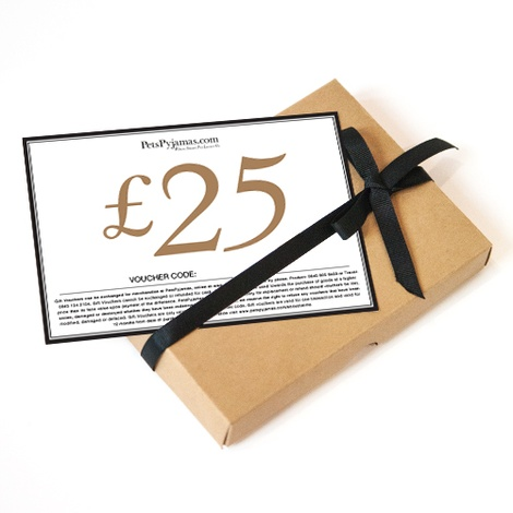 £25 Product Gift Voucher