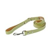 Auburn Leathercrafters - Tuscany Leather Dog Lead – Green