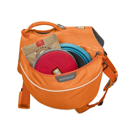 Approach Dog Pack - Orange Poppy 4