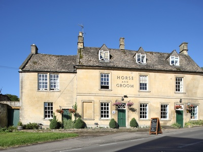 Horse and Groom, Gloucestershire