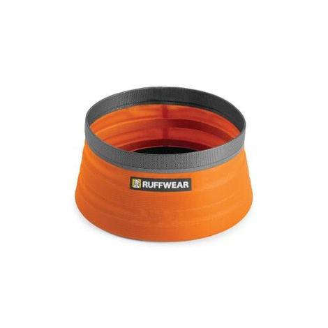 Ruffwear Bivy Bowl - Campfire Orange