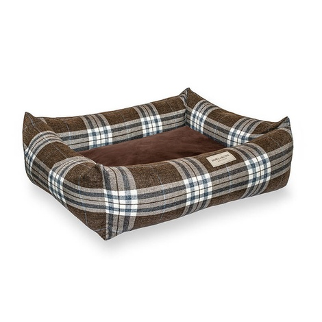 Scott Dog & Cat Bed - Brown