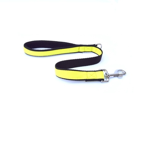 K9CREW Neon Short Lead (65cm)